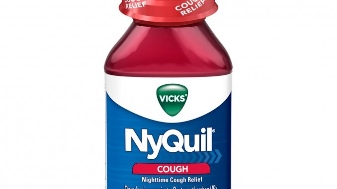 can you take nyquil and robitussin together