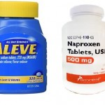 Hydrocodone and Naproxen together