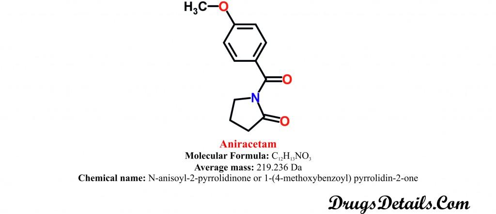 Aniracetam Drugs Details