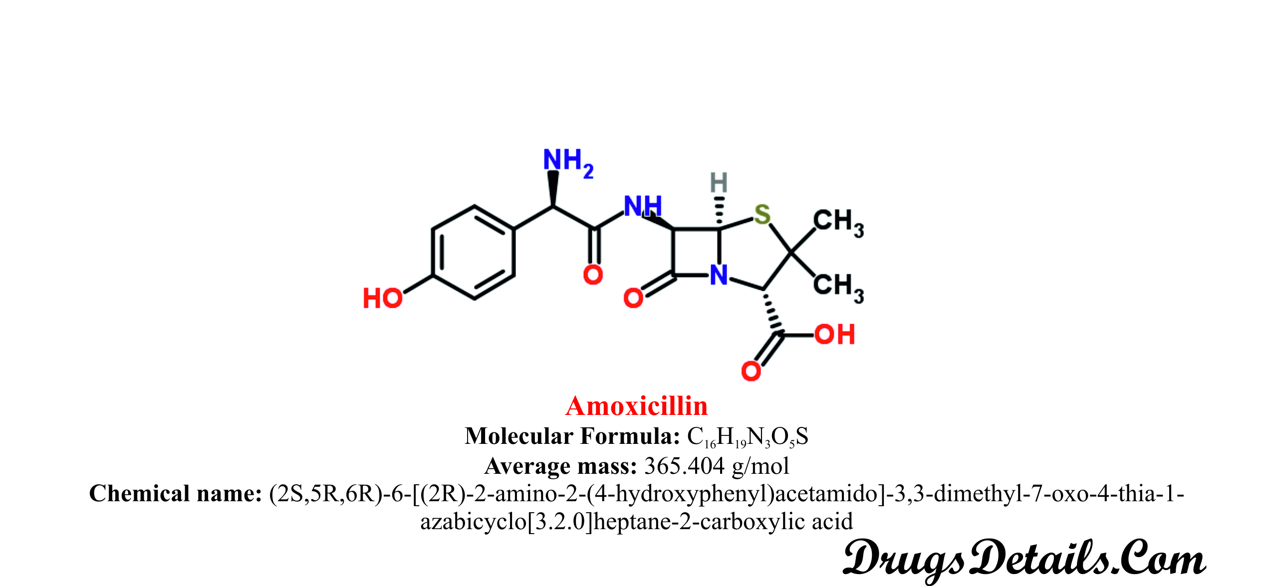 amoxicillin for flu dosage