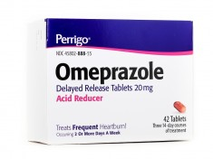 Can Omeprazole be taken with Amoxicillin