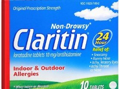 claritin and dayquil together