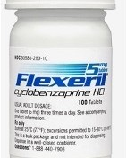 Can you take Flexeril and Tylenol together