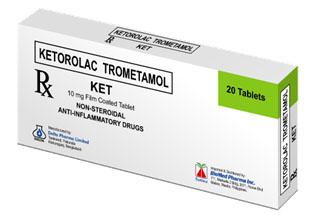ketorolac vs meloxicam