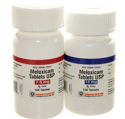 Hydrocodone and Meloxicam
