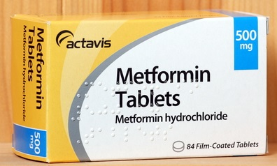 What type of drug is metformin?