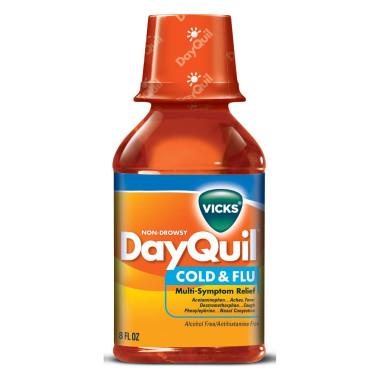 claritin and dayquil mix
