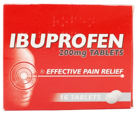 how does ibuprofen reduce fever