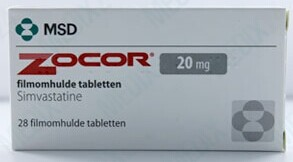 Zocor tablets