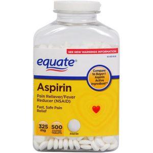 Aspirin / phenyltoloxamine and Heparin Sodium Drug Interactions