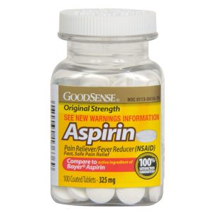 is aspirin an nsaid
