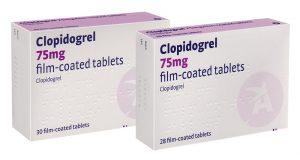 Clopidogrel tablets.