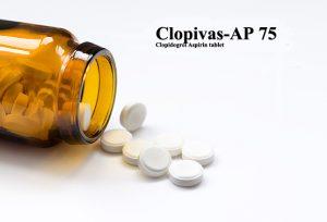 Clopivas-AP 75 tablets copy