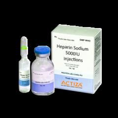 Aspirin and Heparin interaction