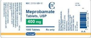 What is Meprobamate?