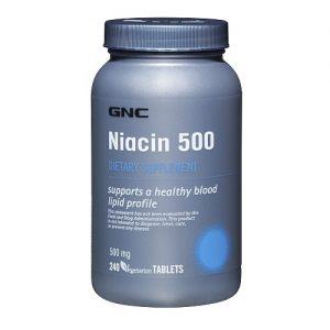niacin side effects