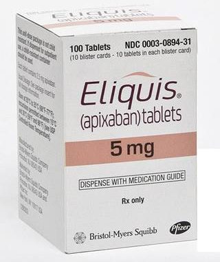 Eliquis Vs. Warfarin