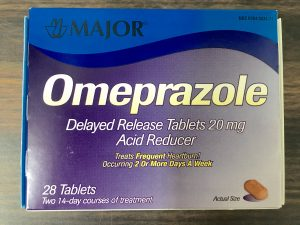 how long does omeprazole take to work for gastritis