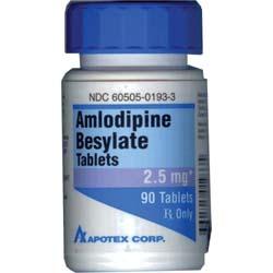amlodipine- atorvastatin 5-20 mg
