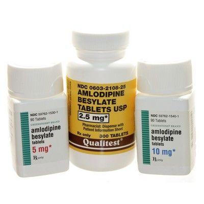How Amlodipine and Streptomycin works
