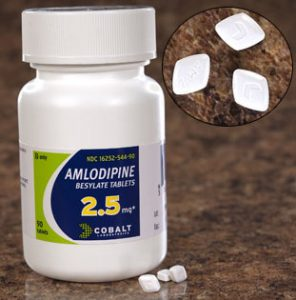 Amlodipine tab