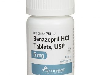 Can you take benazepril with amlodipine