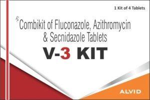 Flucanozole_Azithromycin