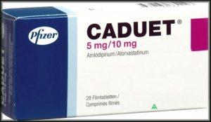 Caduet Amlodipine Atorvastatin