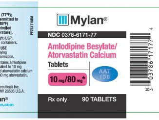 atorvastatin and amlodipine interaction