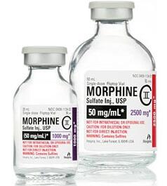 Morphine-liquid