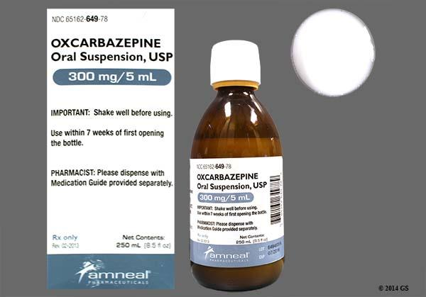 Oxcarbazepine Bipolar Side Effects