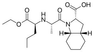 Perindopril Structure and chemical information