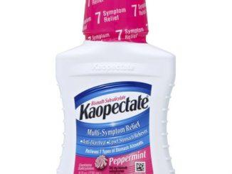 can i take kaopectate and pepto bismol