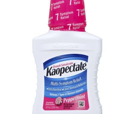 can i take kaopectate and pepto bismol