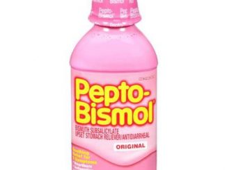 Tums and Pepto Bismol together