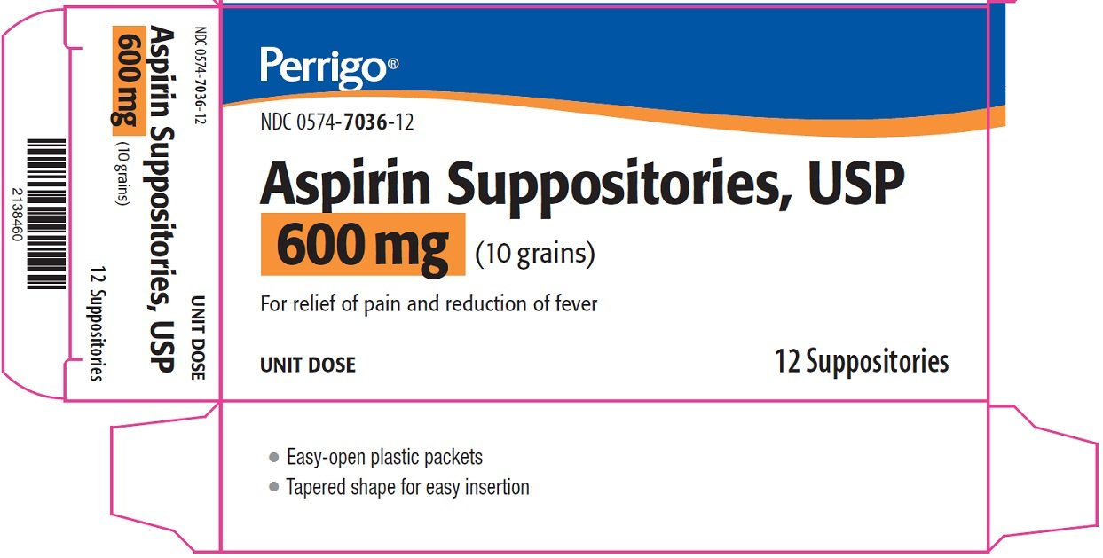 Rectal Suppository Drugs Details