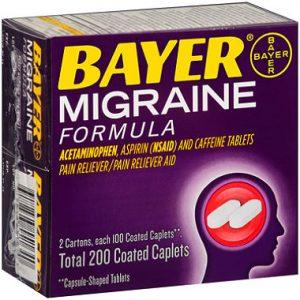 aspirin acetaminophen caffeine