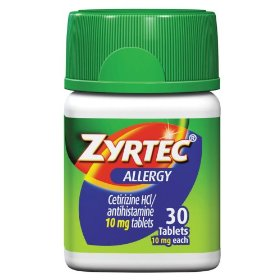 Can Montelukast be taken with Zyrtec