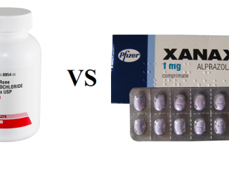 difference between buspirone and xanax