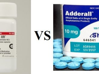 differences between focalin vs adderall