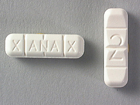 xanax bars information