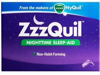 zzzquil high