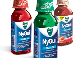 Can I take expired NyQuil products