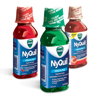 how to get high off nyquil