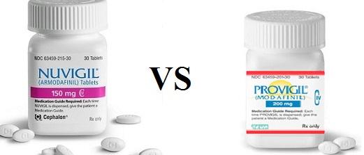 Nuvigil (Armodafinil) vs. Provigil (Modafinil): Comparison