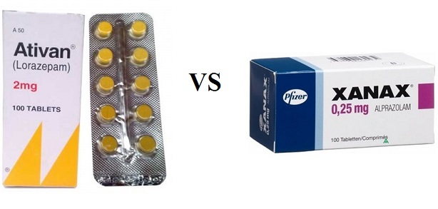 ativan vs klonopin medication information