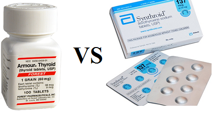 Natural vs. Synthetic Thyroid Medications