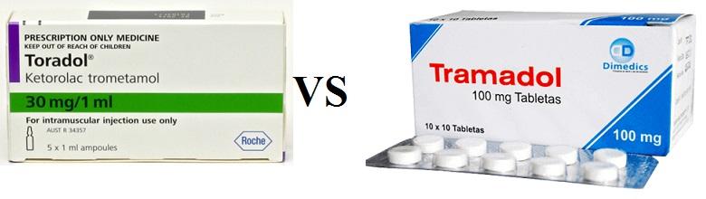 is toradol related to tramadol? toradol shot vs tramadol