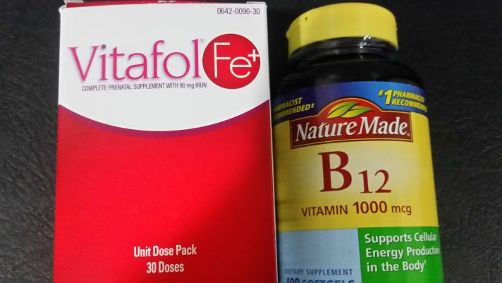 Can you take B12 while pregnant?