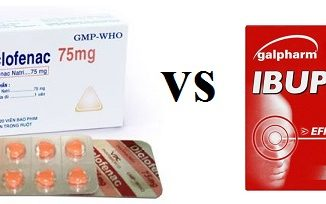 diclofenac ibuprofen comparison for inflammation or back - teeth pain